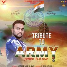 Tribute To Army