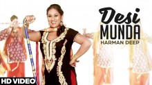HarmanDeep - Desi Mu...